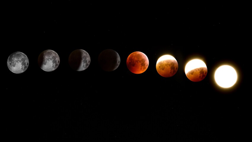 Tout ce qu'il faut savoir sur la Lune