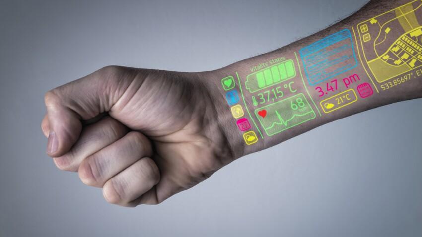 Des tatouages au service de la santé