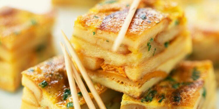 Tortillas à la tomate
