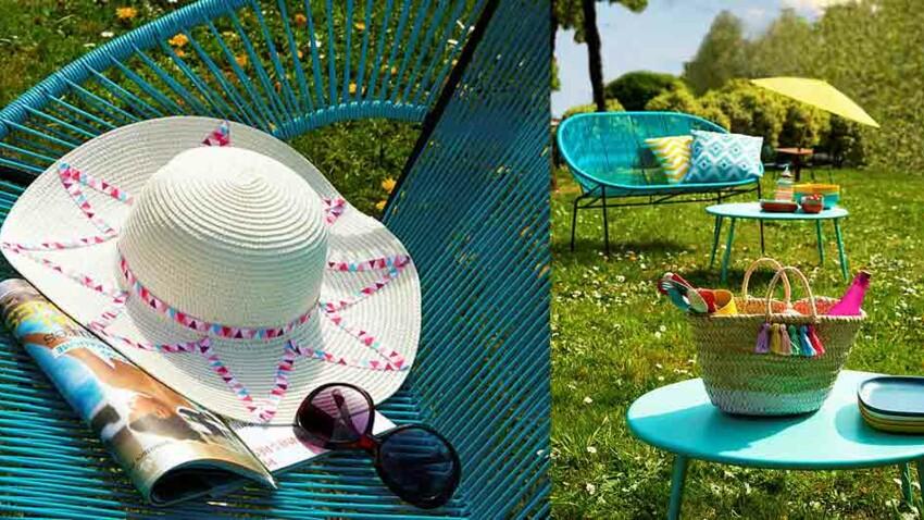 Pareo, panier, chapeau de paille... Comment personnaliser ses accessoires de l'été