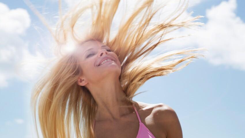 L'astuce magique qui va sauver vos cheveux cet été