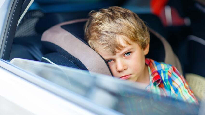 Départ en vacances : d'ou vient le mal des transports et comment le soulager ?