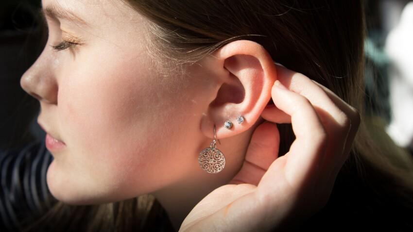 Piercing oreille : comment les faire cicatriser ?