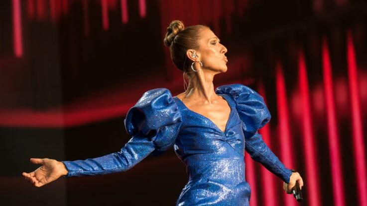 Céline Dion méconnaissable avec les cheveux courts