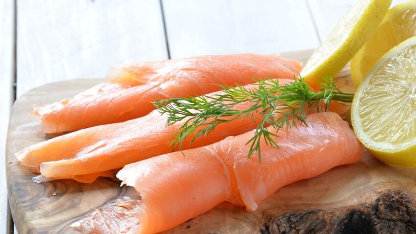Peut-on congeler du saumon fumé ?