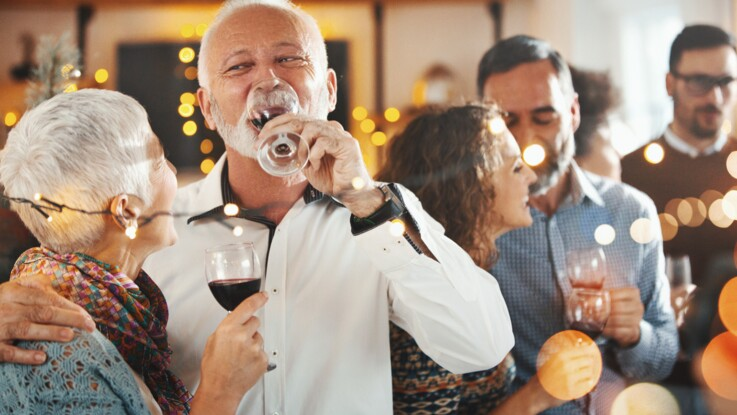 """""""Binge drinking"""" : les seniors sont de plus en plus concernés"""