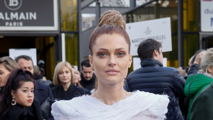 15 astuces make-up et coiffure à piquer à Caroline Receveur