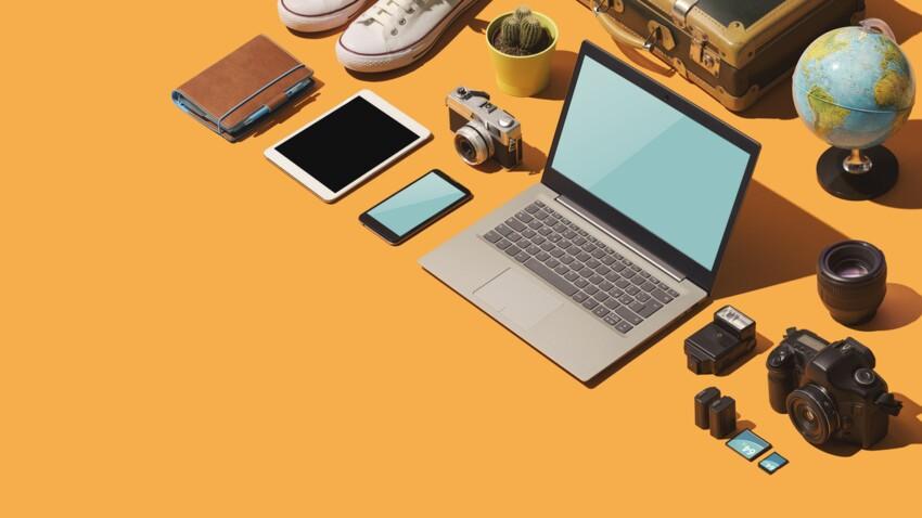 Smartphone, tablettes, ordinateurs... comment nettoyer ses appareils numériques ?