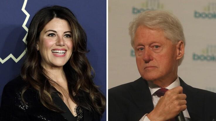 Monica Lewinsky : une série sur sa liaison avec Bill Clinton est en préparation