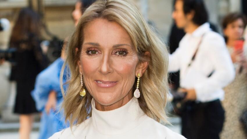 Céline Dion dans une combi en jean : elle porte l'imprimé tie & dye comme personne !