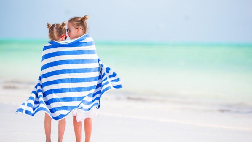 Comment laver sa serviette de plage ?