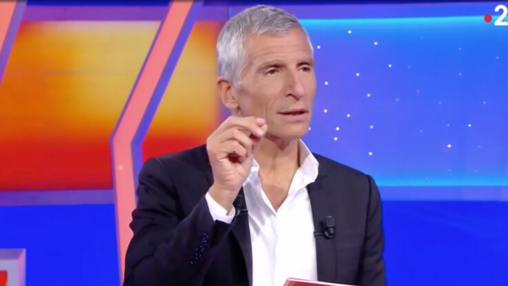 Nagui, déchaîné, se moque ouvertement d'une candidate belge