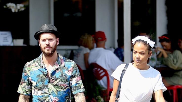 """Matt Pokora : sa compagne Christina Milian se confie sur sa grossesse """"très épuisante"""""""