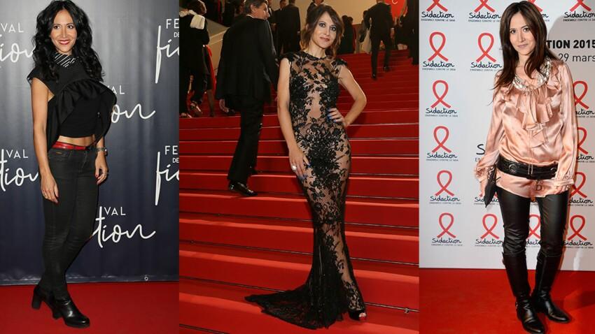 Fabienne Carat fête ses 40 ans : retour sur son évolution mode en 30 looks !