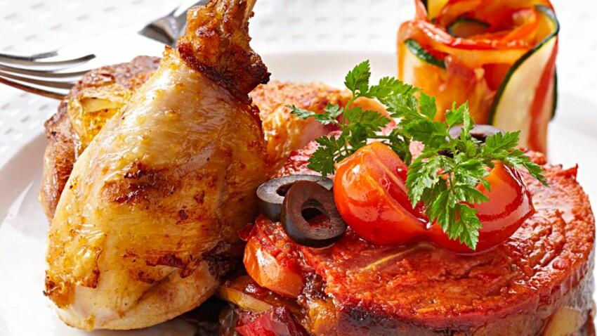 Semoule, gratin dauphinois, riz… Nos idées d'accompagnement pour un poulet basquaise