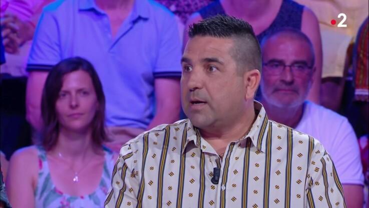 Nagui gêné par les confidences d'un candidat sur le compagnon de Mireille Dumas