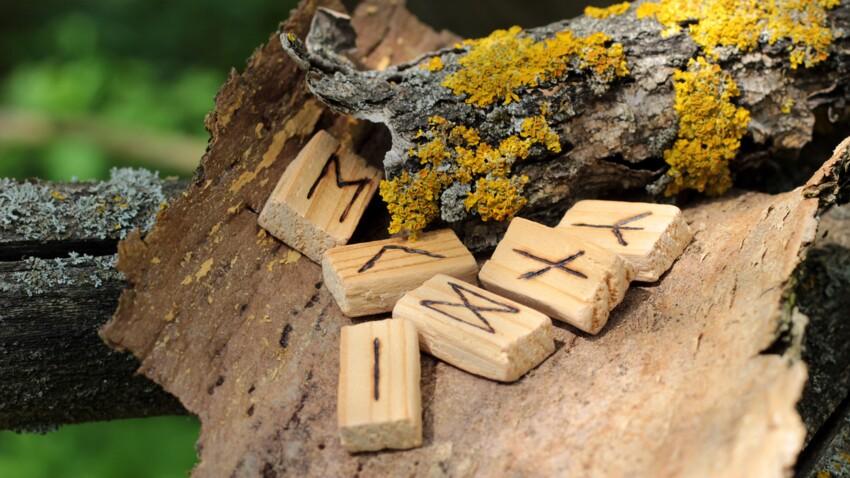 Jeu des Oghams divinatoires : 3 tirages et leur interprétation