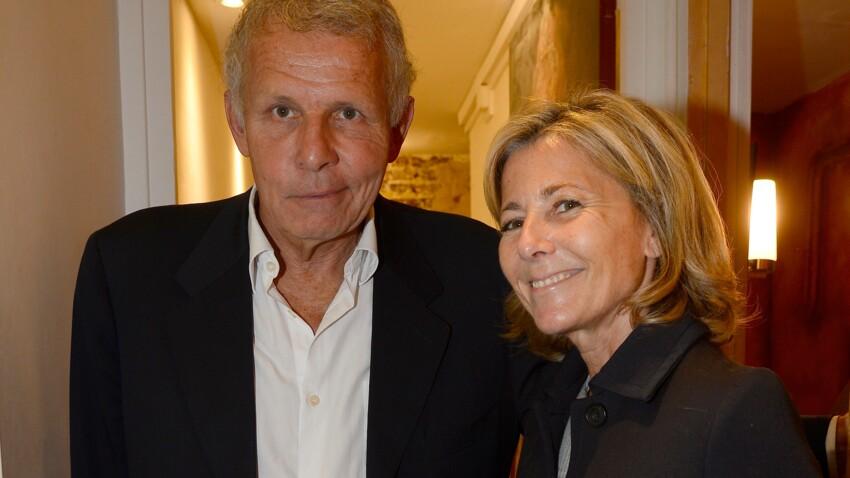 """Claire Chazal se confie sur sa """"relation chaotique"""" avec Patrick Poivre d'Arvor"""