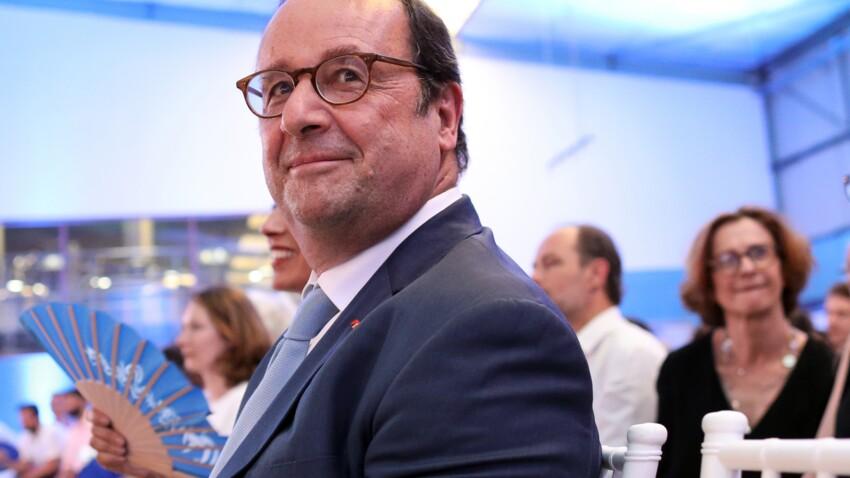 François Hollande donne son avis sur l'amitié Macron-Sarkozy