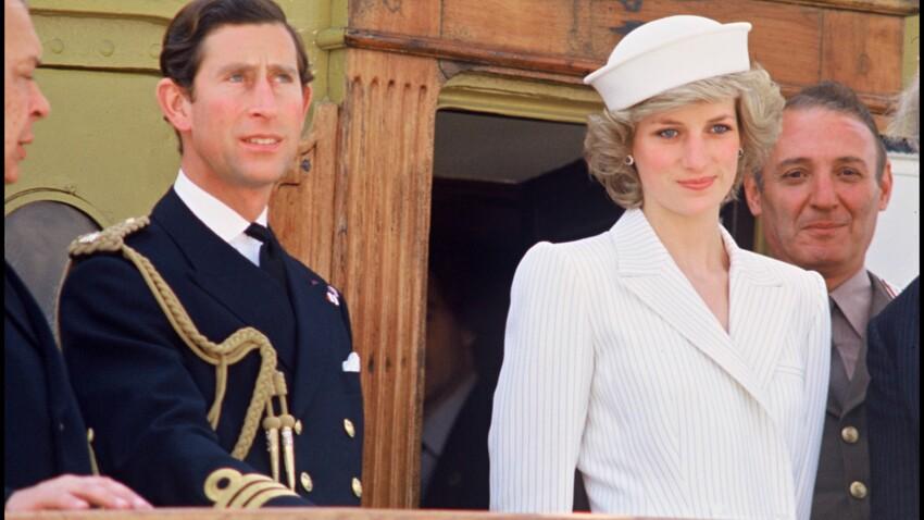 Lady Di choquée par la demande en mariage pas très classe du prince Charles