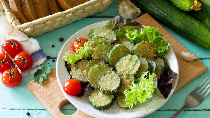 Concombre cuit