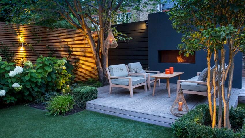 Terrasse, jardin, balcon : 15 conseils pour bien éclairer son extérieur