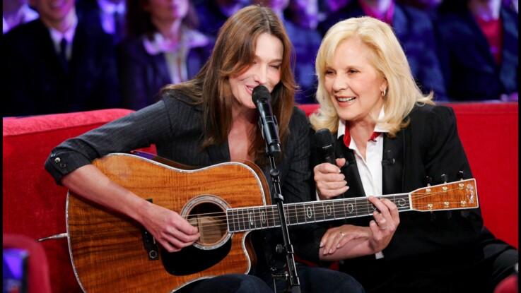 Carla Bruni-Sarkozy : son hommage émouvant à Sylvie Vartan pour ses 75 ans