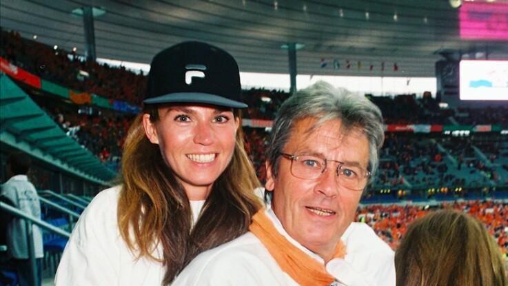 Photo-Alain Delon : son ex-compagne Rosalie van Breemen poste un message très mystérieux