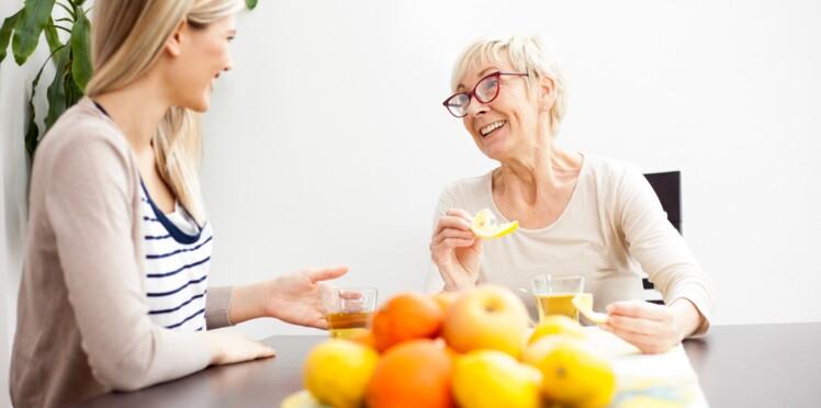 Pommes + thé, le combo anti-vieillissement gagnant