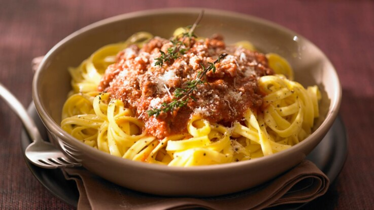 Sauce bolognaise : les secrets de la réussite