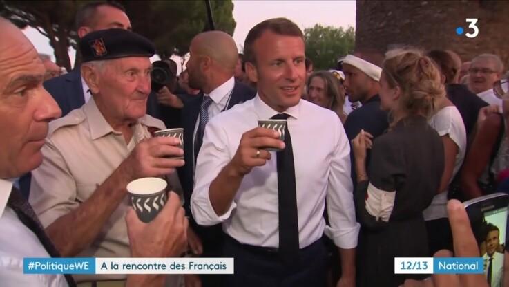 Vidéo - La bourde d'Emmanuel Macron envers Brigitte pendant leurs vacances
