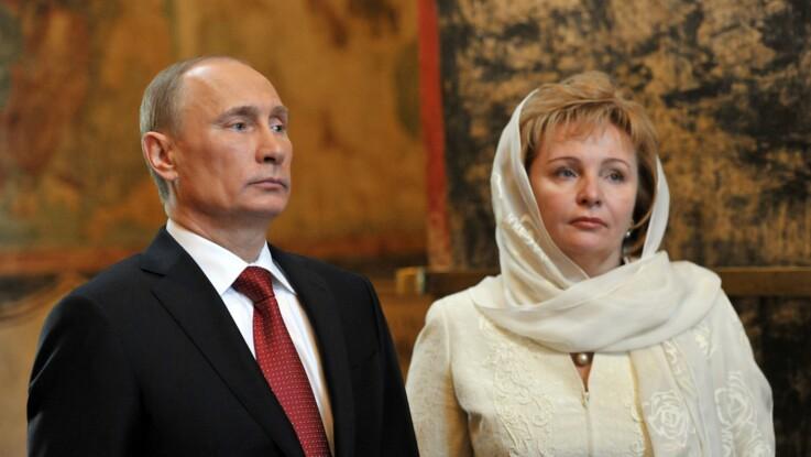 Qui est Lioudmila Poutina, l'ex-épouse de Vladimir Poutine ?