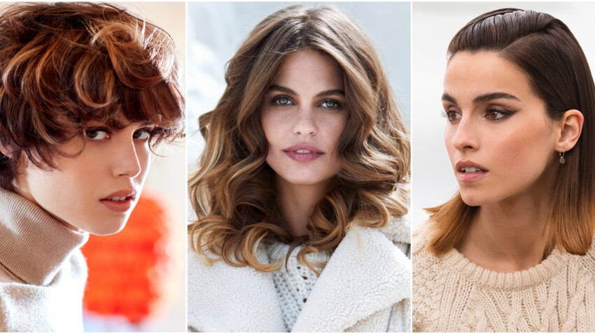 Les tendances coupe de cheveux de l'automne-hiver qui rajeunissent