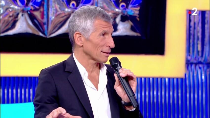 """""""N'oubliez pas les paroles"""" : quand Nagui révèle les techniques de drague très lourdes de Fabien, le choriste"""