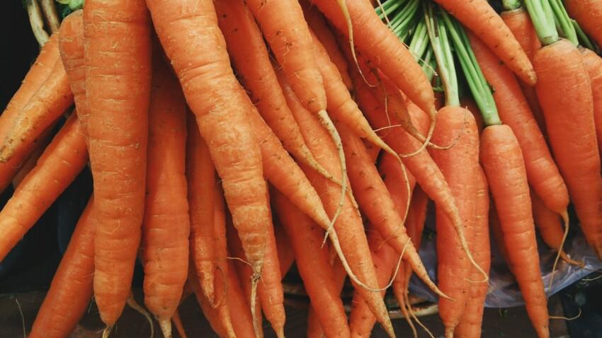 Comment conserver les carottes ?