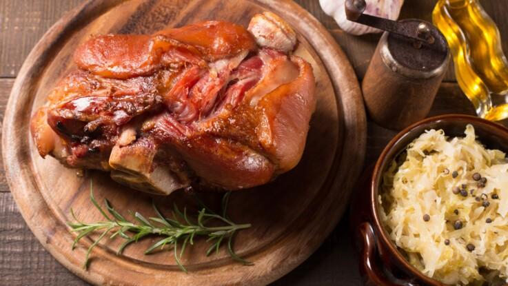 Comment réussir la cuisson du jarret de porc ?