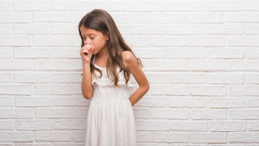Mon enfant tousse : comment le soulager ?