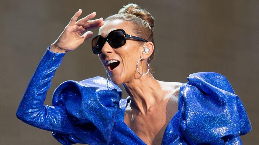 Collier SM, tutu et haut à paillettes, Céline Dion ose des looks surprenants pour un shooting mode déjanté !