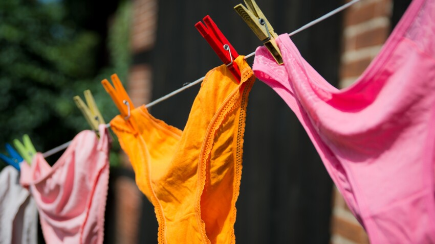 Lavage à la main, machine, filet… Comment entretenir vos culottes et vos soutiens-gorge ?