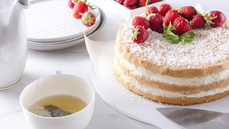 La recette super facile du fraisier