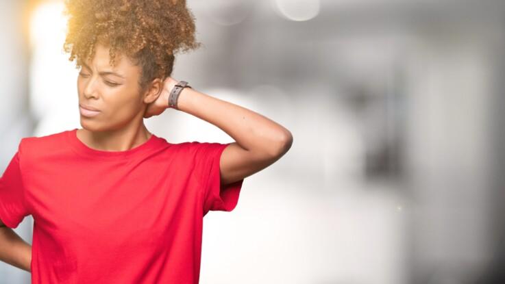Douleurs cervicales: quelles sont les différentes causes possibles?
