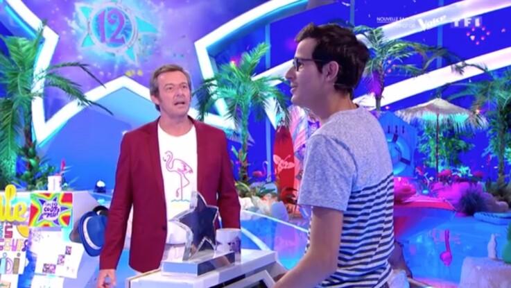 12 Coups de midi : Paul et son père Ali offrent un cadeau symbolique à Jean-Luc Reichmann