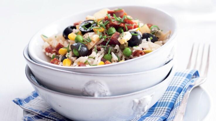 Nos astuces pour réussir les salades de riz