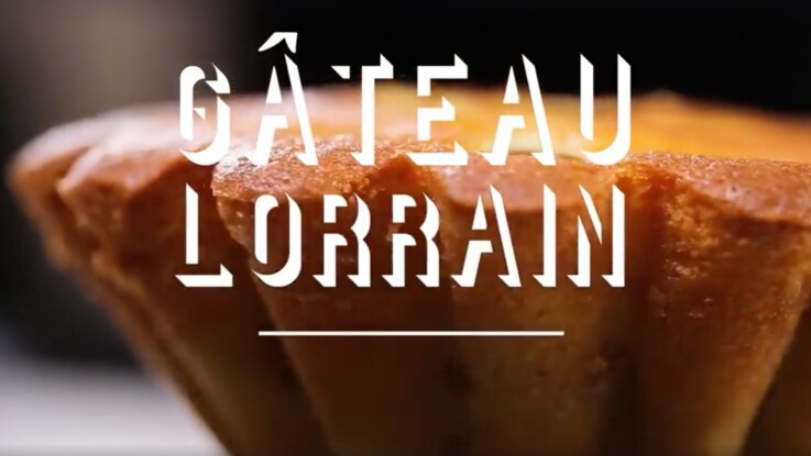 Gâteau lorrain aux mirabelles : notre recette de saison