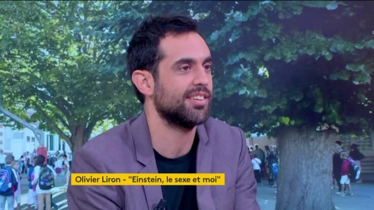 """EXCLU - Olivier Liron, écrivain autiste Asperger : """"Questions pour un champion"""", Paul des """"12 Coups de midi"""", son incroyable mémoire... il se confie"""