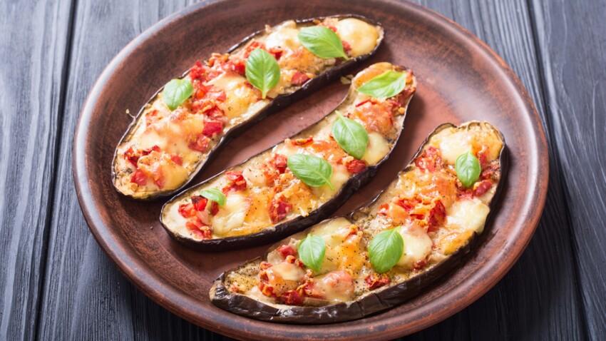 Les recettes avec de l'aubergine, préférées de la rédaction