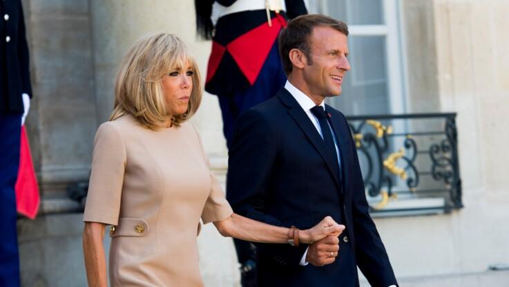 """Brigitte Macron """"touchée"""" par les excuses brésiliennes suite aux moqueries du président Jair Bolsonaro"""