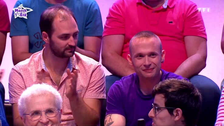 """""""Les 12 coups de midi"""" :  54 kilos en moins ! Jean-Luc Reichmann impressionné par la spectaculaire perte de poids de Sylvain"""