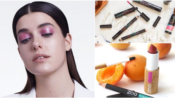 Beauté : le top 10 des marques de make-up bio