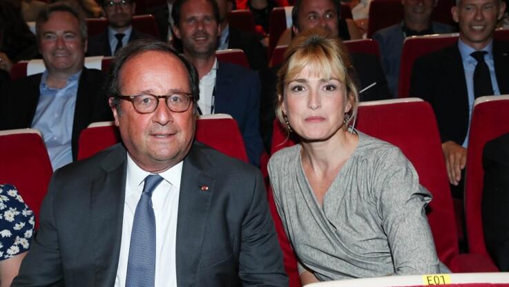 Julie Gayet mariée avec François Hollande ? Elle met fin à la rumeur